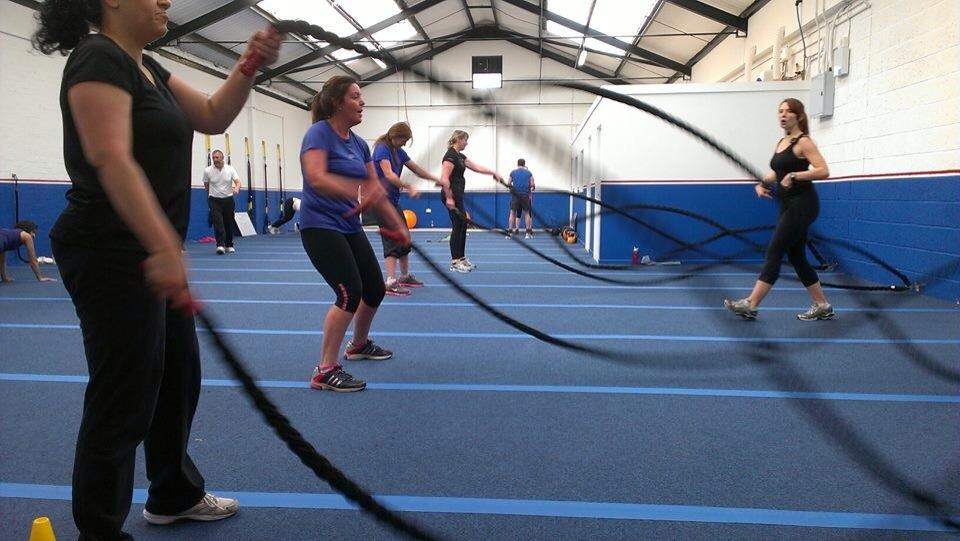 New Fbbc Gym