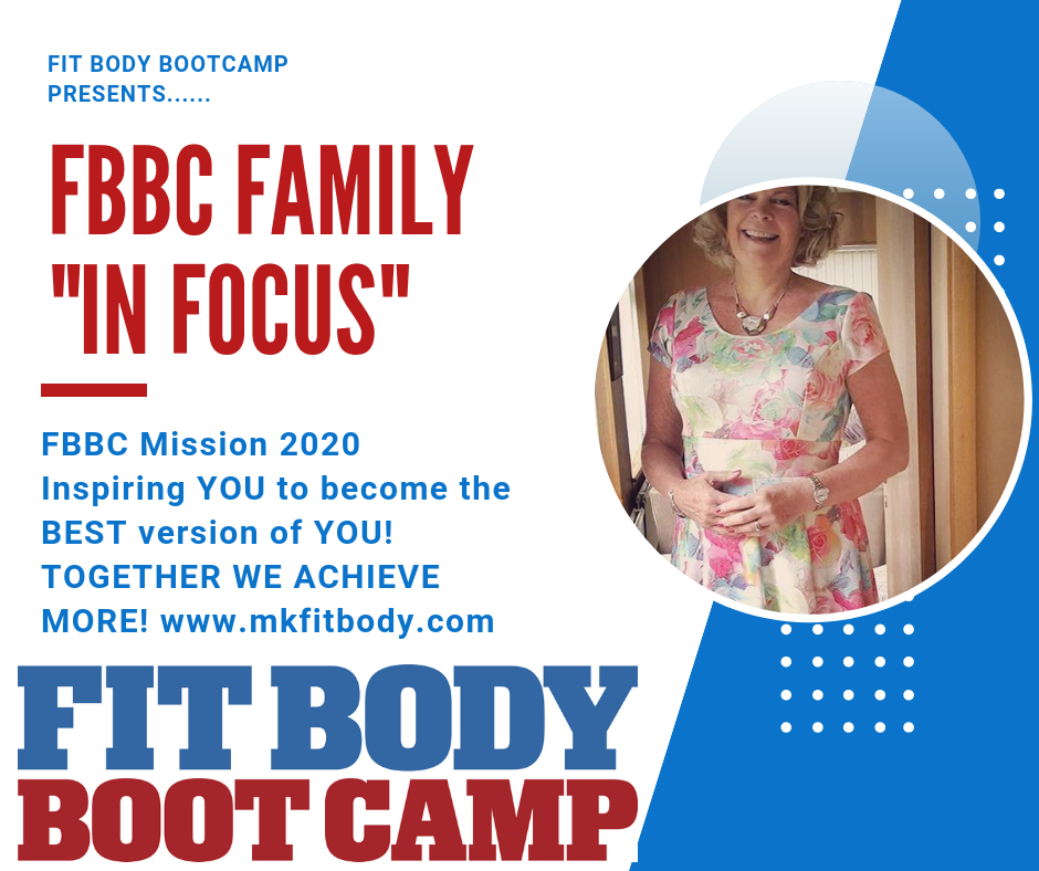 FitBody Family In Focus: Michele F
