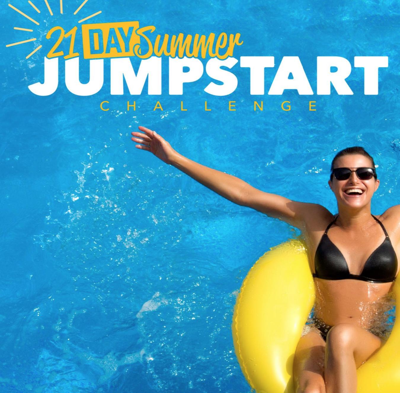 21 Day Summer Jump Start Challenge