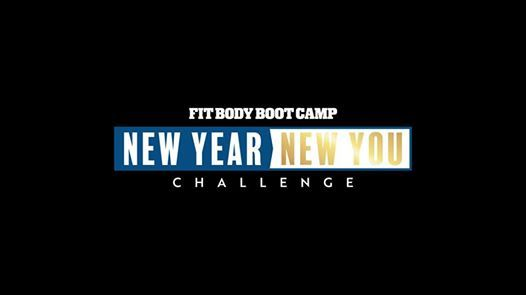 New Year New You 6 Week Challenge 2020