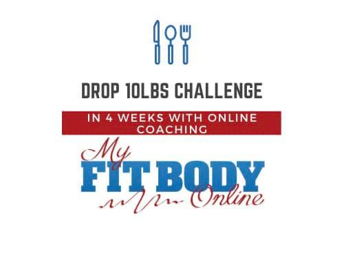 Drop 10lbs Online Lockdown Challenge