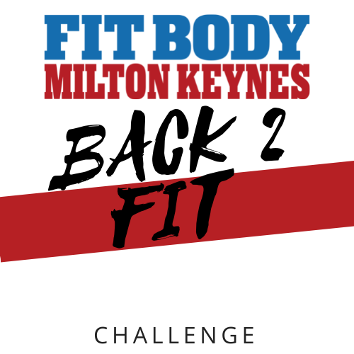 6 Week Back To Fit Challenge